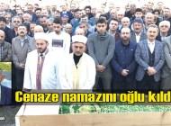 Sayvançatak Derneği kurucu Başkanı Hacı Mehmet Özdin son yolculuğuna uğurlandı