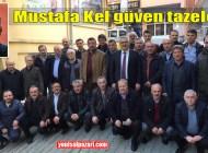 Muhtarlar Derneği'nin 13. Genel Kurul Toplantısı yapıldı