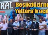 Efkan Şapka Atölyesi Beşikdüzü'nde renkli bir törenle açıldı