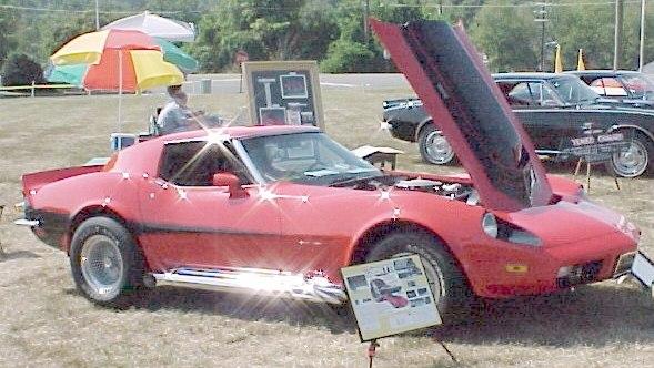 Motion Baldwin Chevelle Copo 1967