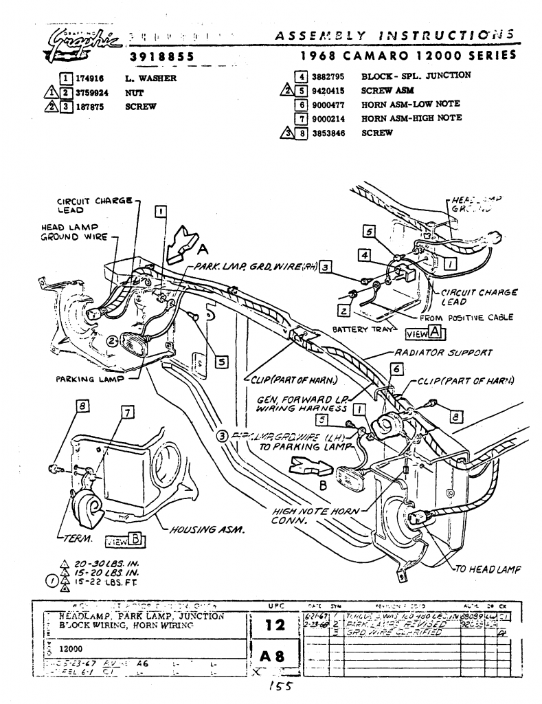 hight resolution of 1968 camaro horn diagram wiring diagram list 1968 camaro horn relay wiring diagram 1968 camaro horn diagram