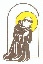 Saint Anthony Praying