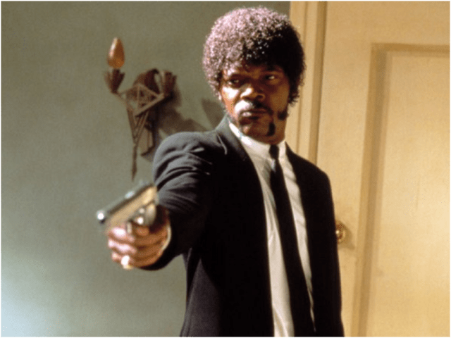 Samuel L. Jackson as Jules Winfield