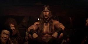 Arnold Schwarzenegger as Conan
