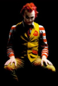 Why so McSerious?