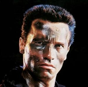 Arnold Schwarzenegger as John Matrix