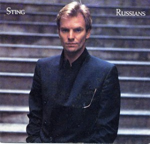 sting russians