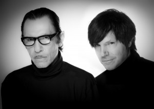 Ron and Russell Mael of Sparks