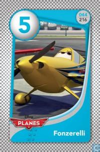 La única situación posible que se me ocurre en la que combinar cartas y aviones.