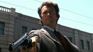Clint Eastwood as Harry Callahan