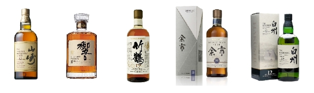identidad visual japanese whisky