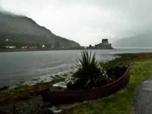Eilean Donan distance shot