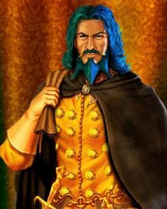 Si en la serie apareciera Daario con su aspecto real, la Arpía se rajaba. fijo.