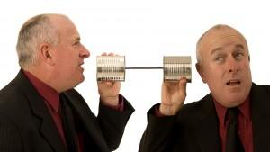 talk say tell speak