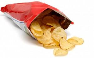 crisps or chips