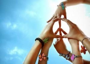 Como digo muchas veces en este blog, peace and love. Aunque no significa lo que pensáis.