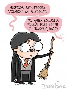 Harry Potter Erasmus