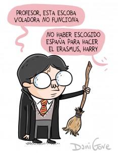 Harry Potter Erasmus