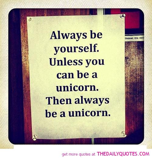 Always be yourself pronombres reflexivos
