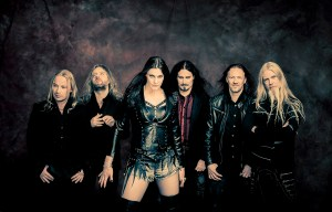 Floor Jansen y Nightwish