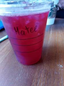 Matee Starbucks