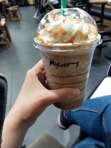 Mighty Starbucks