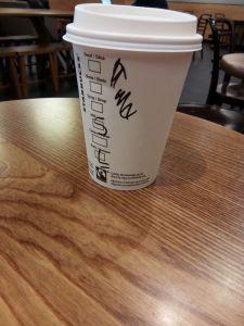 Garabato Starbucks