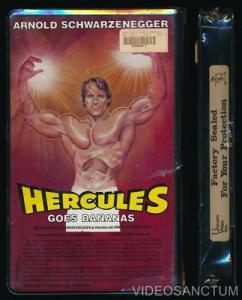 Hercules goes bananas