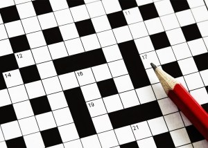 Crossword crucigrama en inglés
