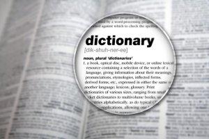 Palabras inventadas diccionario