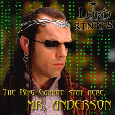 Agent Smith in Elrond