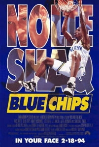 Blue Chips - títulos de películas deportivas en inglés y sus adaptaciones al español.