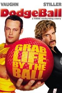 DodgeBall - títulos de películas deportivas en inglés y sus adaptaciones al español.