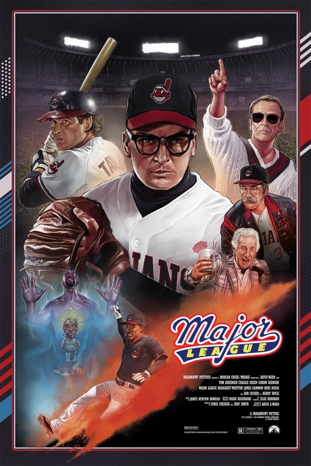 Major League - títulos de películas deportivas en inglés y sus adaptaciones al español.