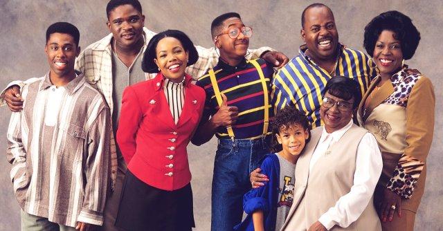 Family Matters familia en inglés