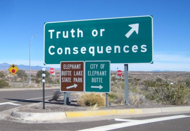 Truth or Consequences y Elephant Butte