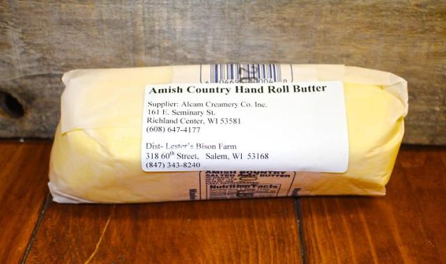 Wisconsin butter leyes curiosas