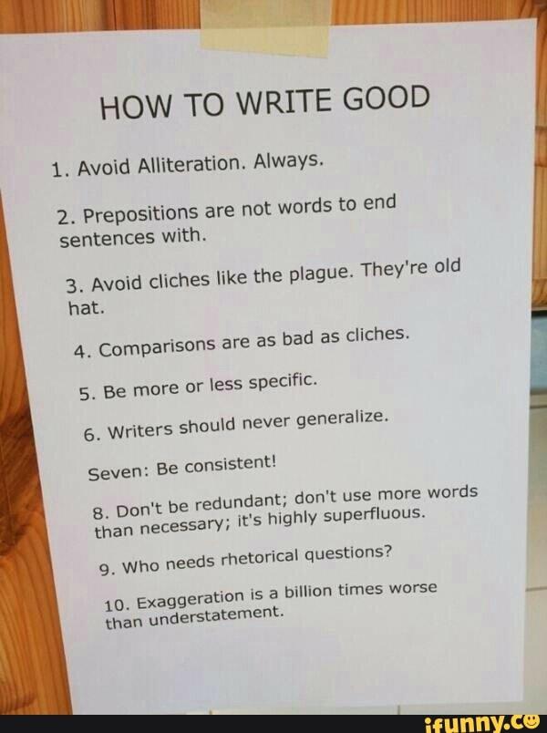 Reglas gramaticales del inglés que puedes ignorar