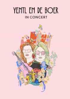 Poster Yentl en de Boer in Concert