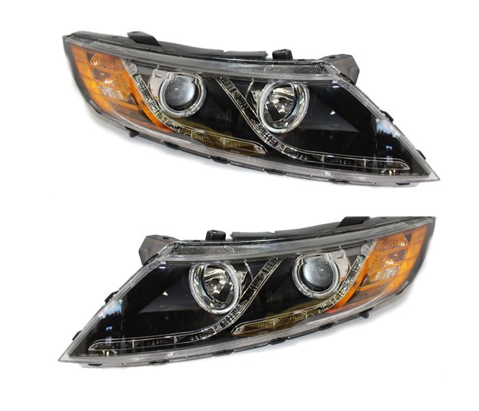 Kia Optima Headlight Diagram