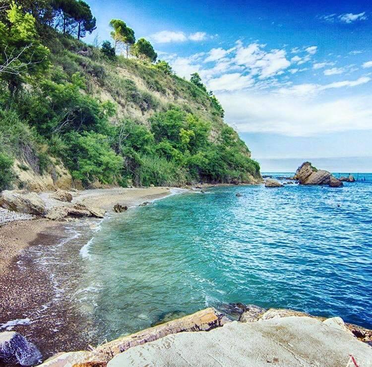 La Riserva Naturale di Punta dellAcquabella  Yes Abruzzo