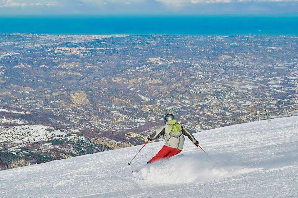 Sciare a Passolanciano  YesAbruzzo