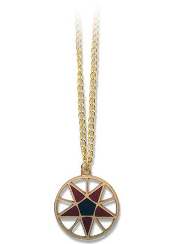 YesAnimecom  Black Butler 2 Alois Symbol Necklace