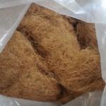 מילוי הספה - שערות קוקוס או עשב ים