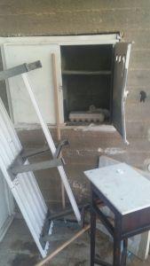 מעונות הסטודנטים לבנים שנה א' - המרפסת