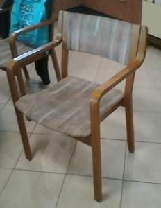 יש מיש - המעבר לדיור מוגן - הכסא לפני חידוש