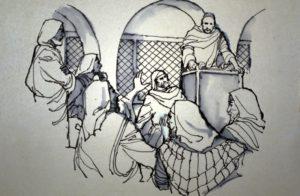 A110_04_0290_BiblePaintings Shaul eerst syn