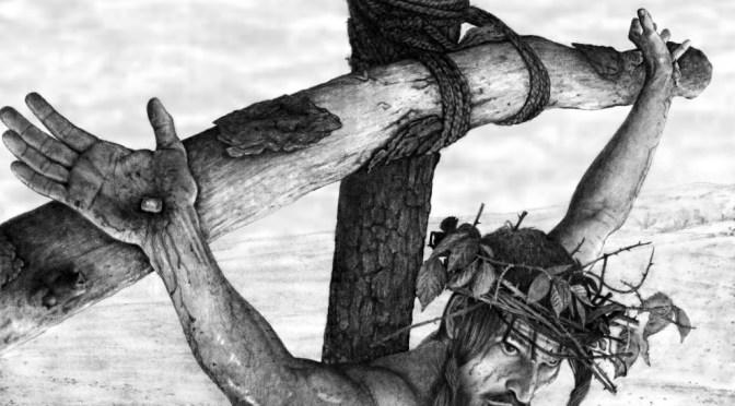 Jan Orsel – Daar aan het Kruis