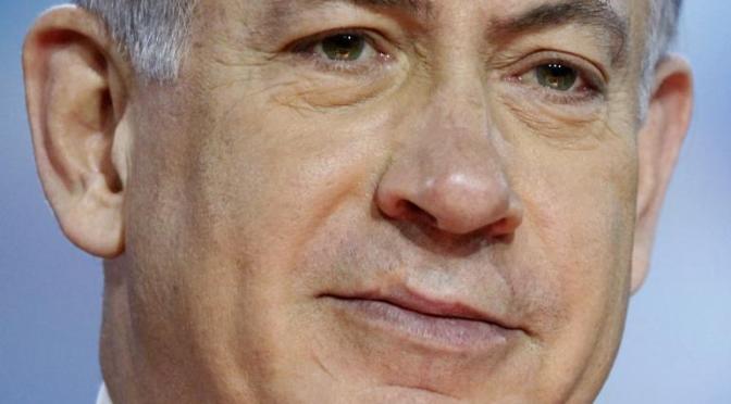 Netanyahu's strijd tegen Iran (Speech)