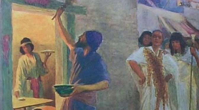 Jesjoea weer in Israëlische spotlights